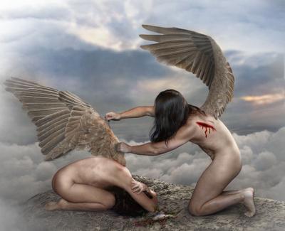 Трудно быть ангелом...