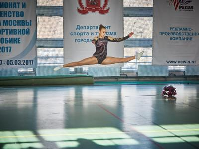 Спортивная аэробика_3