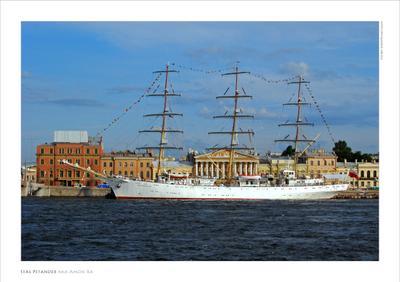 Tall Ship Race 2009 Baltic