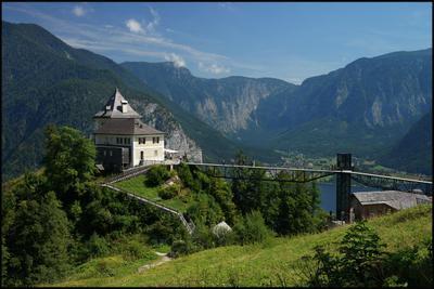 *** Австрия Гальштат Hallstatt соляная шахта Salt Mine