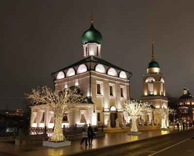 Храм Максима Блаженного Храм Максима Блаженного