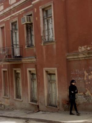 black magic woman Терракотовые улицы старого Тбилиси
