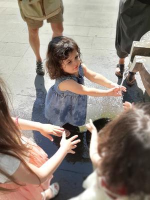 Армянская девочка  Мария Лето