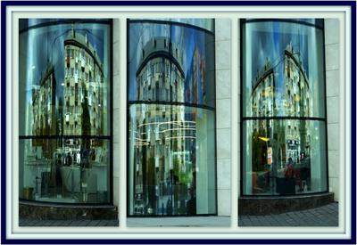 Три окна екатеринбург город пейзаж архитектура