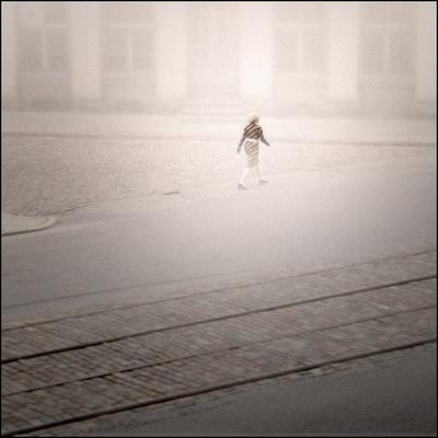 туман .. рига ..