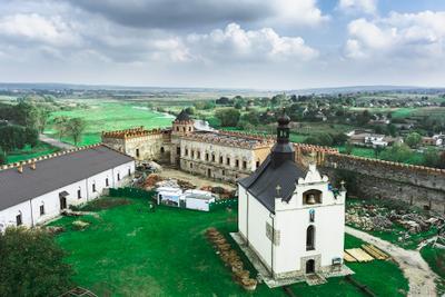 замок Меджибож замок Меджибож Меджибіж украина природа Украины путешествия приключения форт древности пейзаж