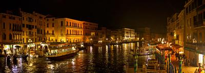 Venice night walk Venice, Венеция