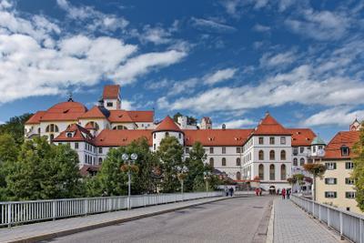 Schloss Fuessen Füssen Germany