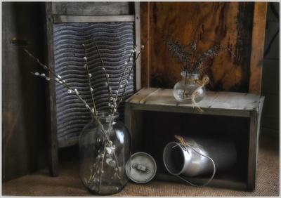 .... Фантазия с предметами ..... предметы свет идея гармония композиция