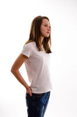 Подросток девушка