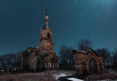 Керстово. Церковь Николая Чудотворца