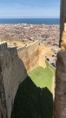 г. Дербент. Крепость Нарын-Кала Derbent Dagestan Russia
