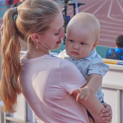 Агуша (3) Мать и дитя