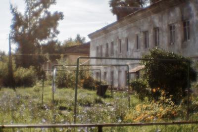 Старый городской двор двор городской старый