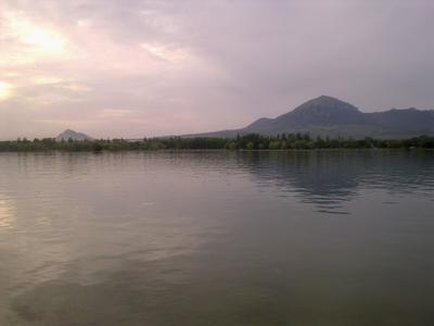 *** природа горы вода