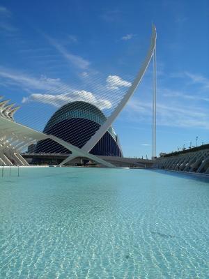 Современная архитектура Валенсии