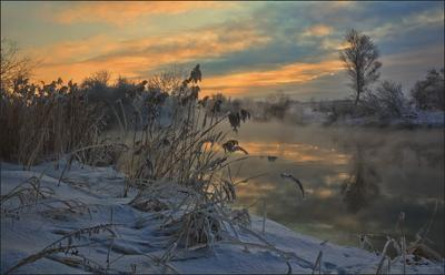 течёт река - проходят дни Южный Урал
