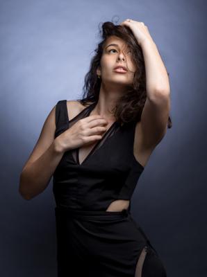 Нина Студийный портрет Арт красивая девушка женский фотосессия