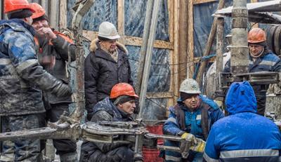 *** Западная Сибирь Васюганские болота