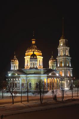 Собор в Рыбинске