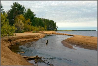 Hедопита осень, недопета... (с) Карелия,Сямозеро,Байкал,Валерий Кукин,праздник