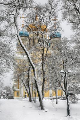 Покровский храм. Покровский храм