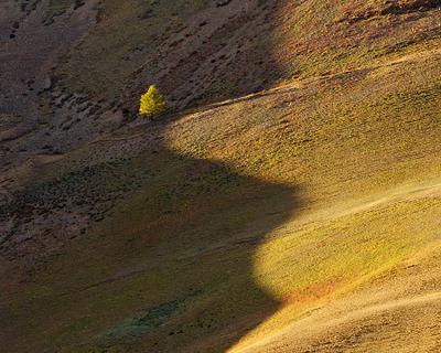 Между днем и ночью Тува Монгун тайга горы