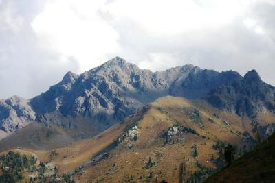 Талгарский перевал перевал Ала-Тау горы