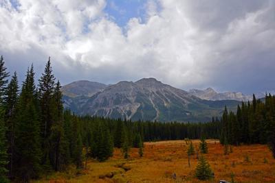 В Скалистых горах Канада Скалистые горы Rocky Mountains September 2014