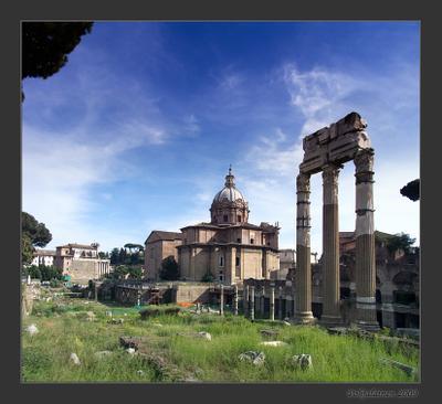 Где-то в Риме..