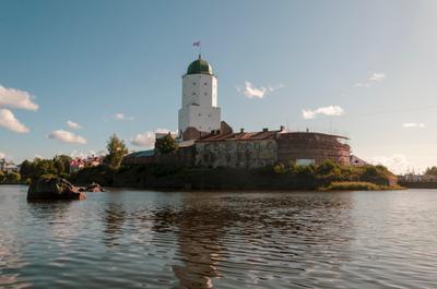 Выборгский замок Выборг.замок