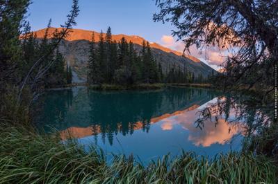 ~~ Бирюзовые воды Мульты 3 ~~ Алтай река Мульта Altai riber Multa vakomin