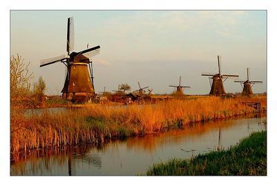 Kinderdijk Kinderdijk Nederlands