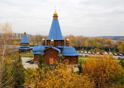 Церковь во имя Святой Мученицы Галины. центр технологии медицина фмба россия