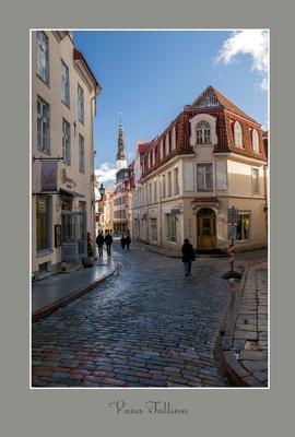 Vana Tallinn...15 Таллин