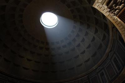 Пантеон.  Рим. Архитектура Рим
