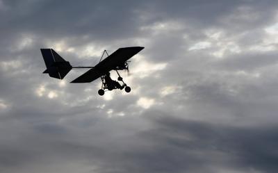 Самодельный самолёт Наська Самодельный самолёт Наська Воздушный праздник Полёты