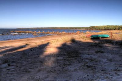 Тени Финский залив