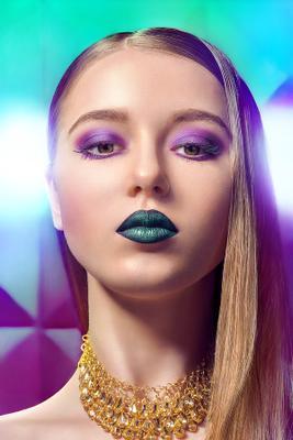 *** beauty fashion retouch lips mua portrait girl colors studio skin hair ретушь портрет бьюти мода губы тени макияж визаж кожа