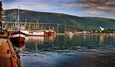 """""""...И всего только надо - опустить паруса..."""" Норвегия"""