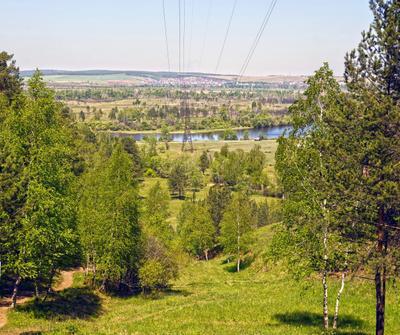 *** лето река Иркут