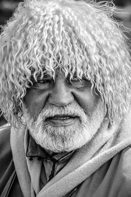 *** портрет мужчина чеченец