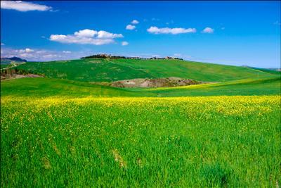 Тоскана, долина Орча 2