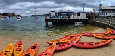 *** пирс океан лодки Сидней
