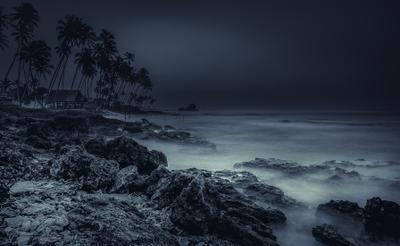 Луна в тумане