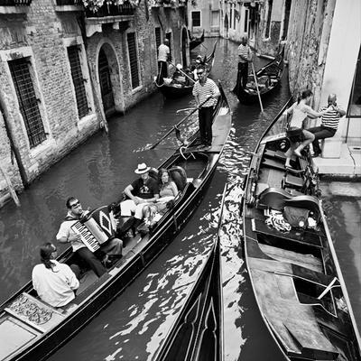 GONDOLLOTRAFFIC венеция