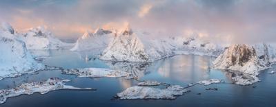 *** Панорама Рейне *** Норвегия