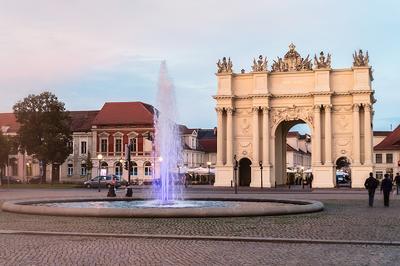 Бранденбургские ворота, Потсдам