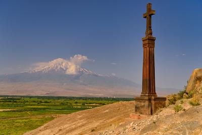 Арарат арарт армения горы