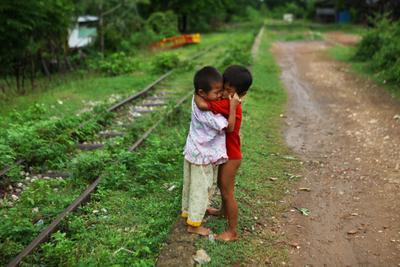 love is a way cambodia Batambang children love way